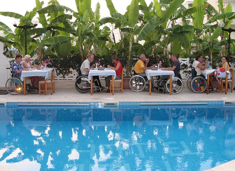 handicapvenlige rejser