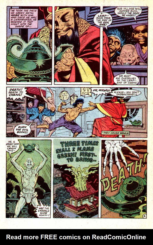 Read online Secret Origins (1986) comic -  Issue #18 - 21