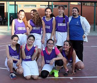 Baloncesto Aranjuez Doménico Scarlatti