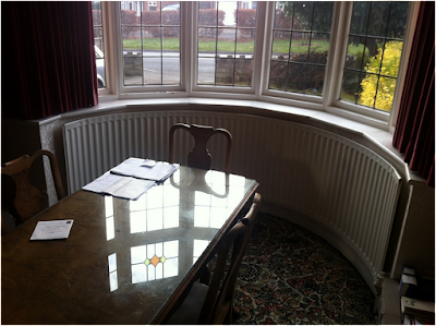 Curved Radiators for Bay Windows