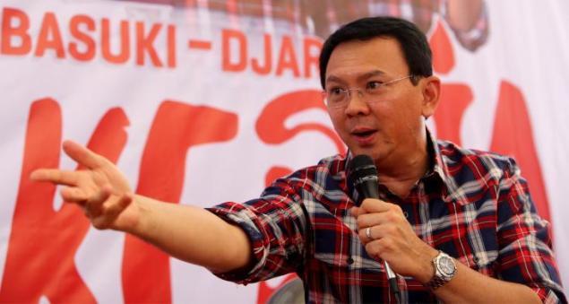 Djarot Disoraki dan Ditolak di Haul Soeharto, Ini Reaksi Mengejutkan Ahok...