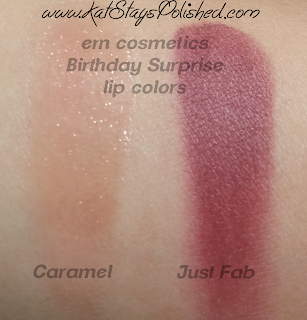 em michelle phan - The Life Palette- Party Life - Birthday Surprise - lip