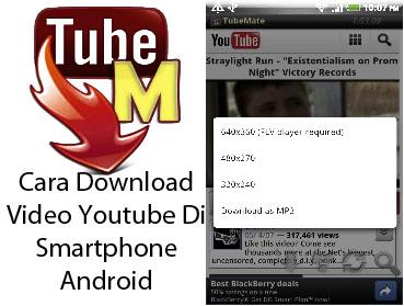 Cara Download Video Dari Youtube Dengan Smartphone Android