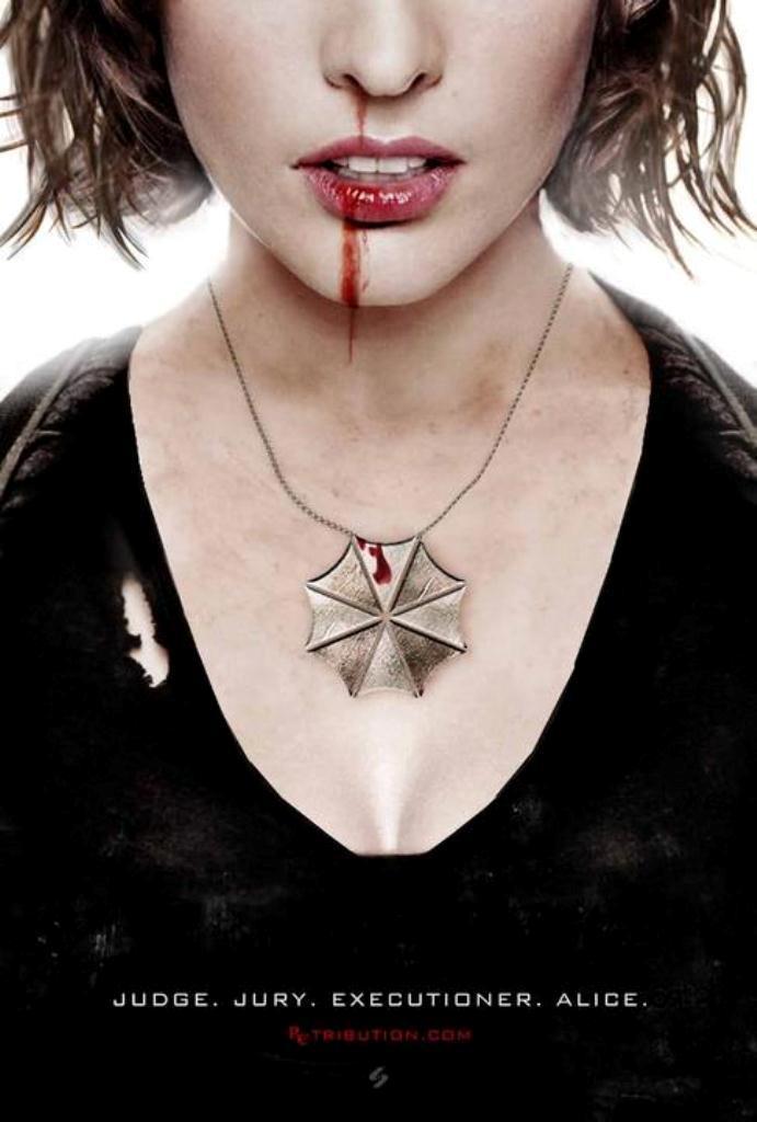 5 Guillory Resident Evil Sienna