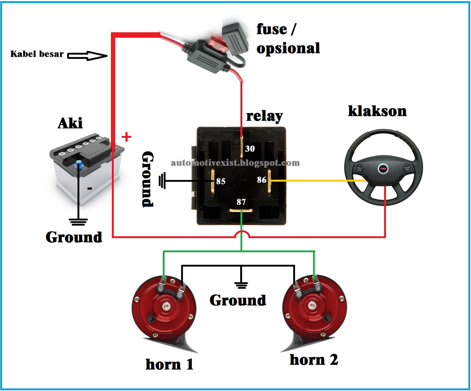 Wiring Diagram Listrik 3 Phase : Wiring diagram motor listrik block