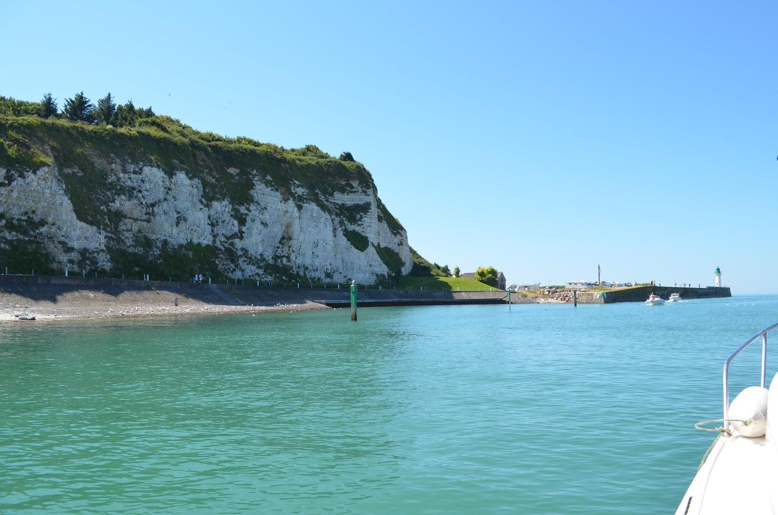 Sur la c te d 39 alb tre la seine maritime entre le tr port for Camping saint valery en caux avec piscine