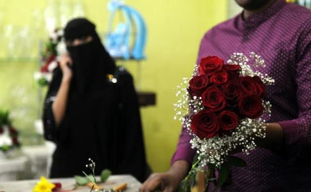 Ulama Saudi Perbolehkan Perayaan Hari Valentine