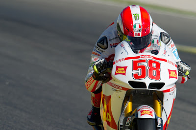 Simoncelli muere accidente