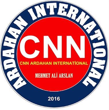 cnn ardahan ınternational logo