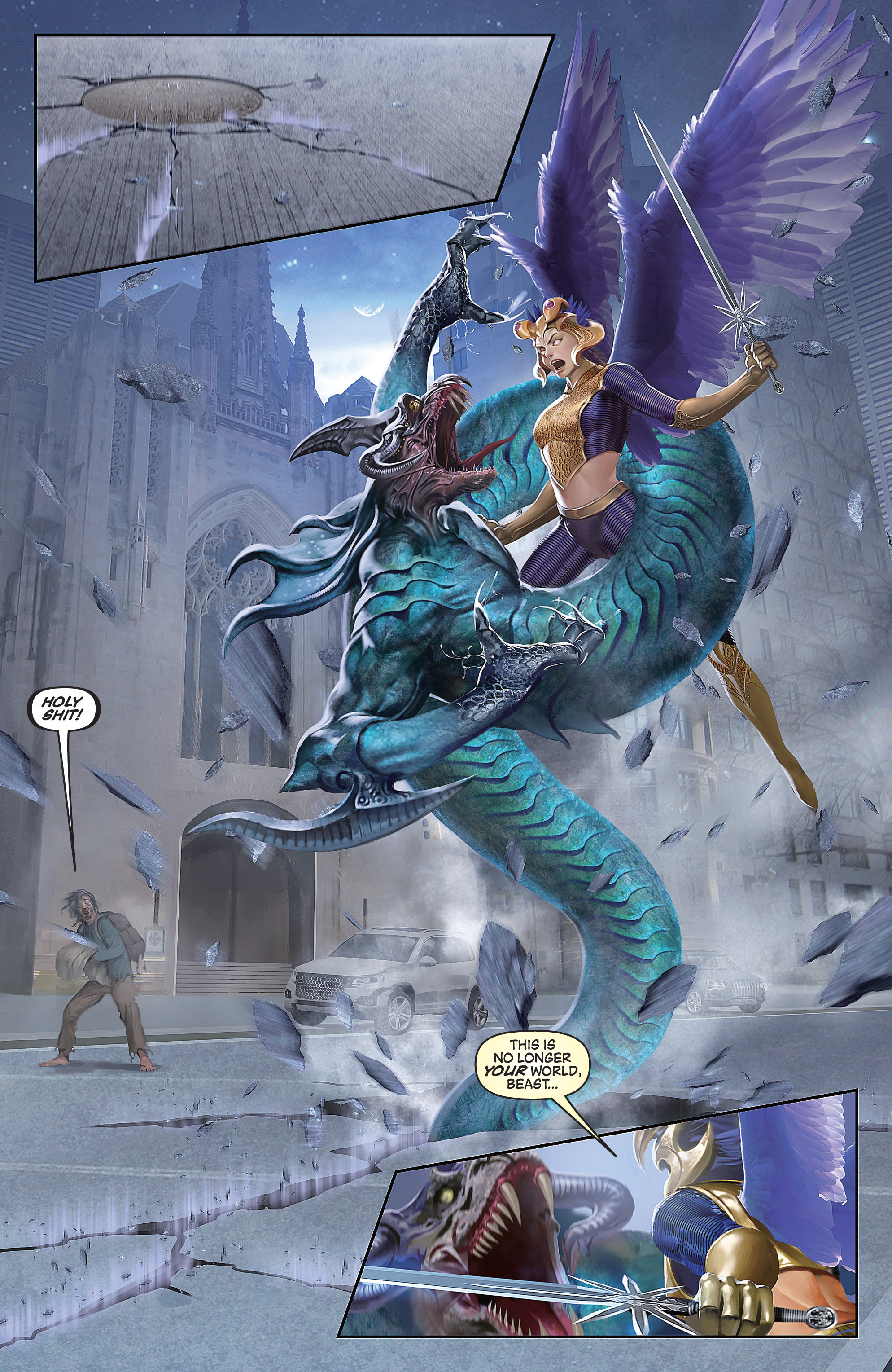 Read online Artifacts comic -  Issue #30 - 7