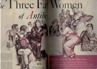 The three fat women of antibes