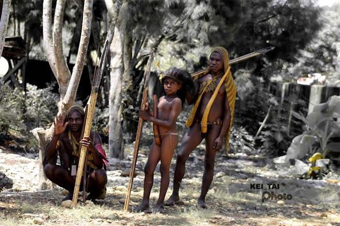 Mengenal Suku Mee, Ini 6  Fakta Tentang Suku Mee di Papua yang Mungkin Belum Anda Ketahui