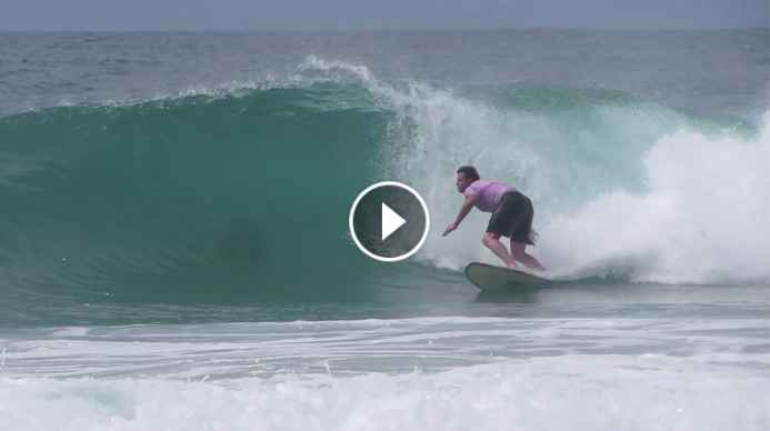 Dane Reynolds and Friends in Bambinha Mexico