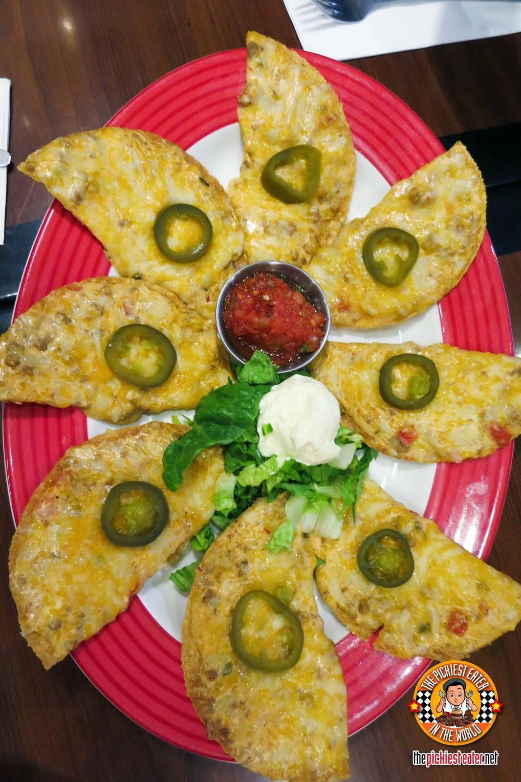 tostada nachos