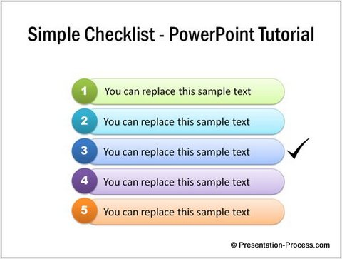 Creating Simple Check List in Excel - Something New Everyday!