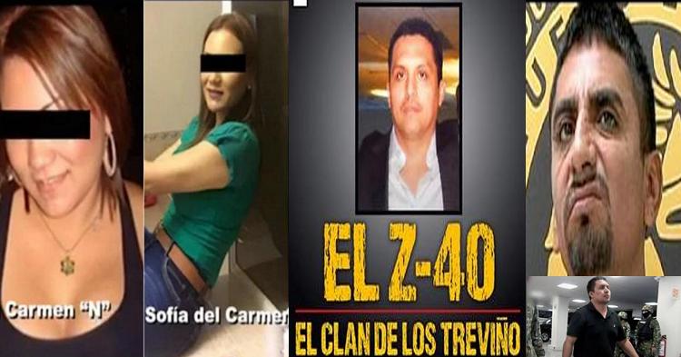 LOS TREVIÑO, UNA FAMILIA DE ZETAS ORIGINARIOS DE NUEVOLAREDO