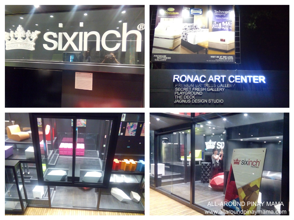Sixinch Philippines Combining Art Functionality And