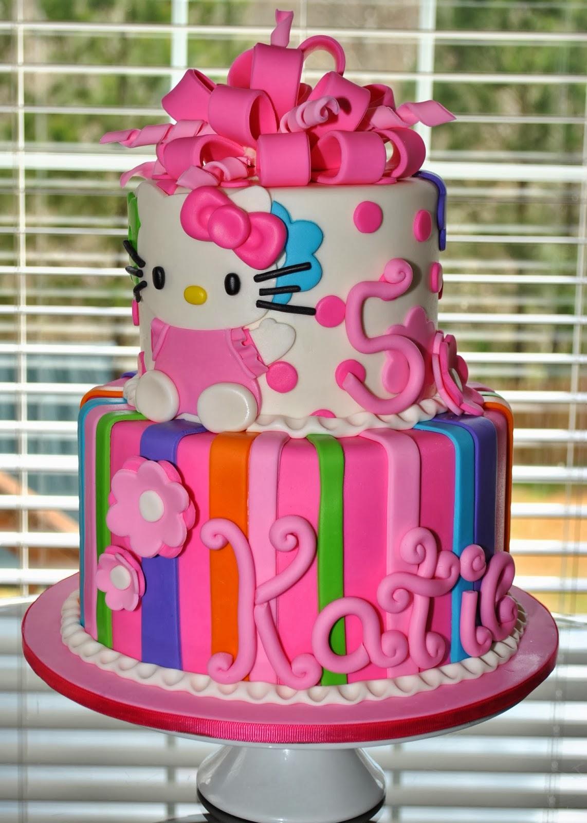 O Kitty Cake