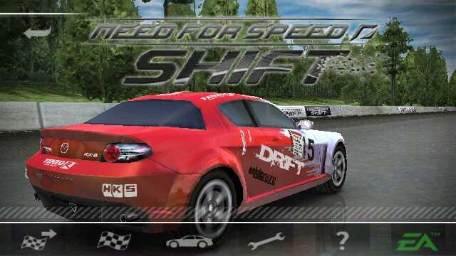 nfs shift nokia n8 cheats