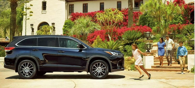 2019 Toyota Highlander Price and Redesign