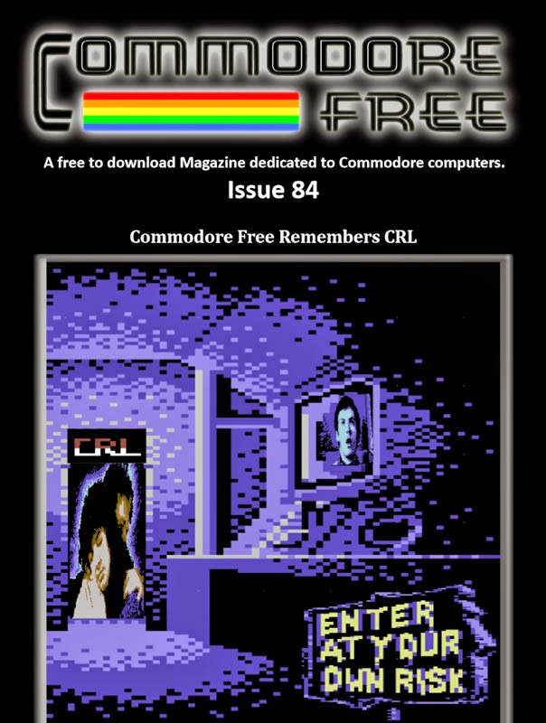 Commodore Free Magazine Issue 84 - 2014