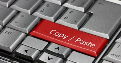 Cara Menbuat Artikel Blog Tidak Bisa Di Copas