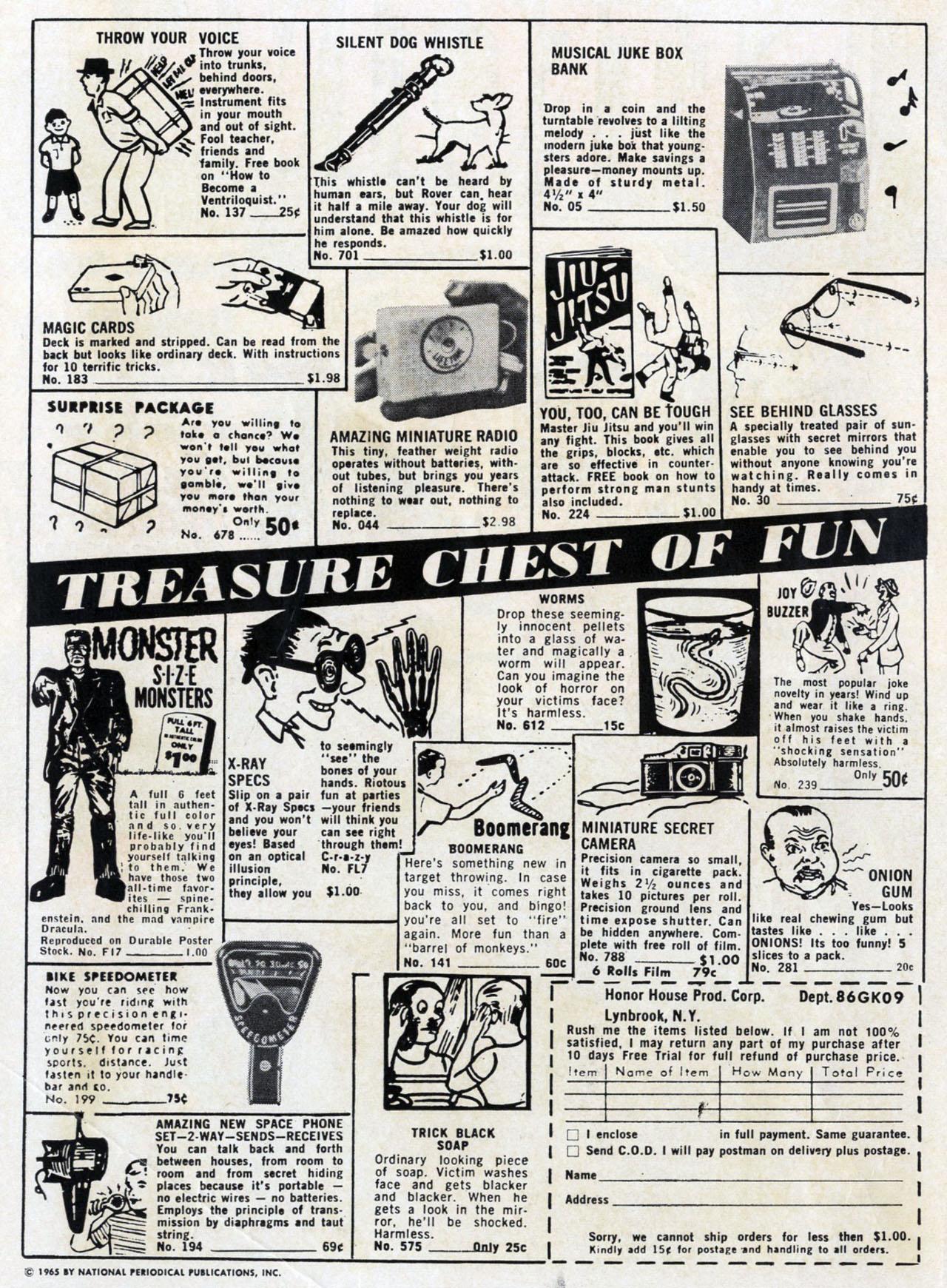 Detective Comics (1937) 343 Page 1
