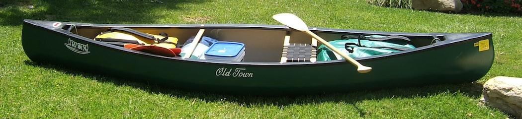 A drifting cowboy: Solo canoe camping -- equipment checklist