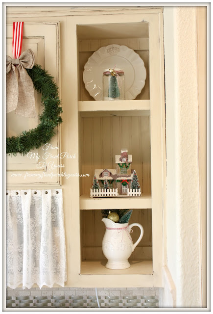French Farmhouse- French Country-Christmas-Kitchen- From My Front Porch To Yours
