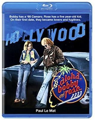 Aloha, Bobby and Rose (1975) Blu-ray
