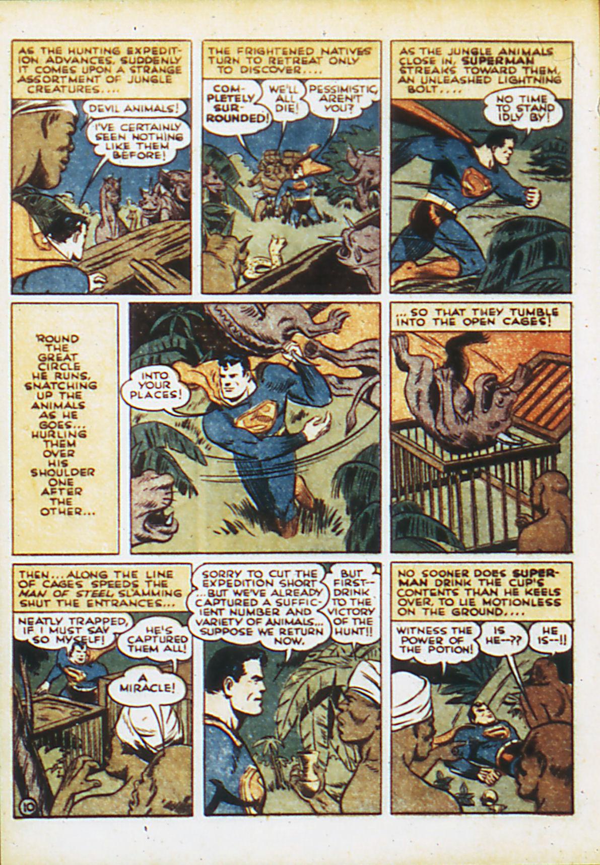 Action Comics (1938) 45 Page 12