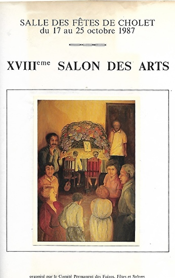 Salon Des Arts Francia