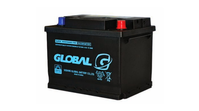 foto harga aki global Battery