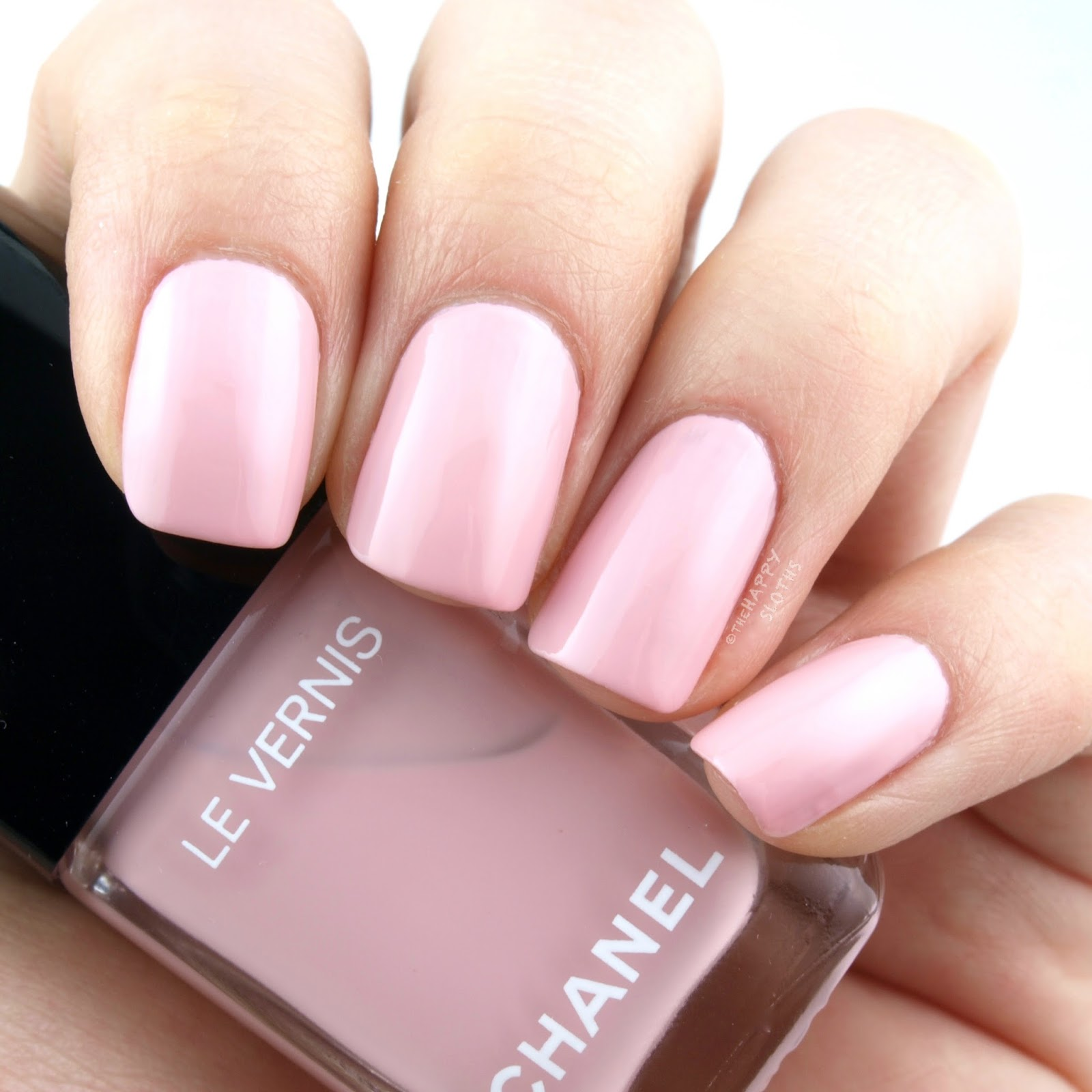 "Chanel Spring/Summer 2018 | Le Vernis in ""588 Nuvola Rosa"": Review and Swatches"