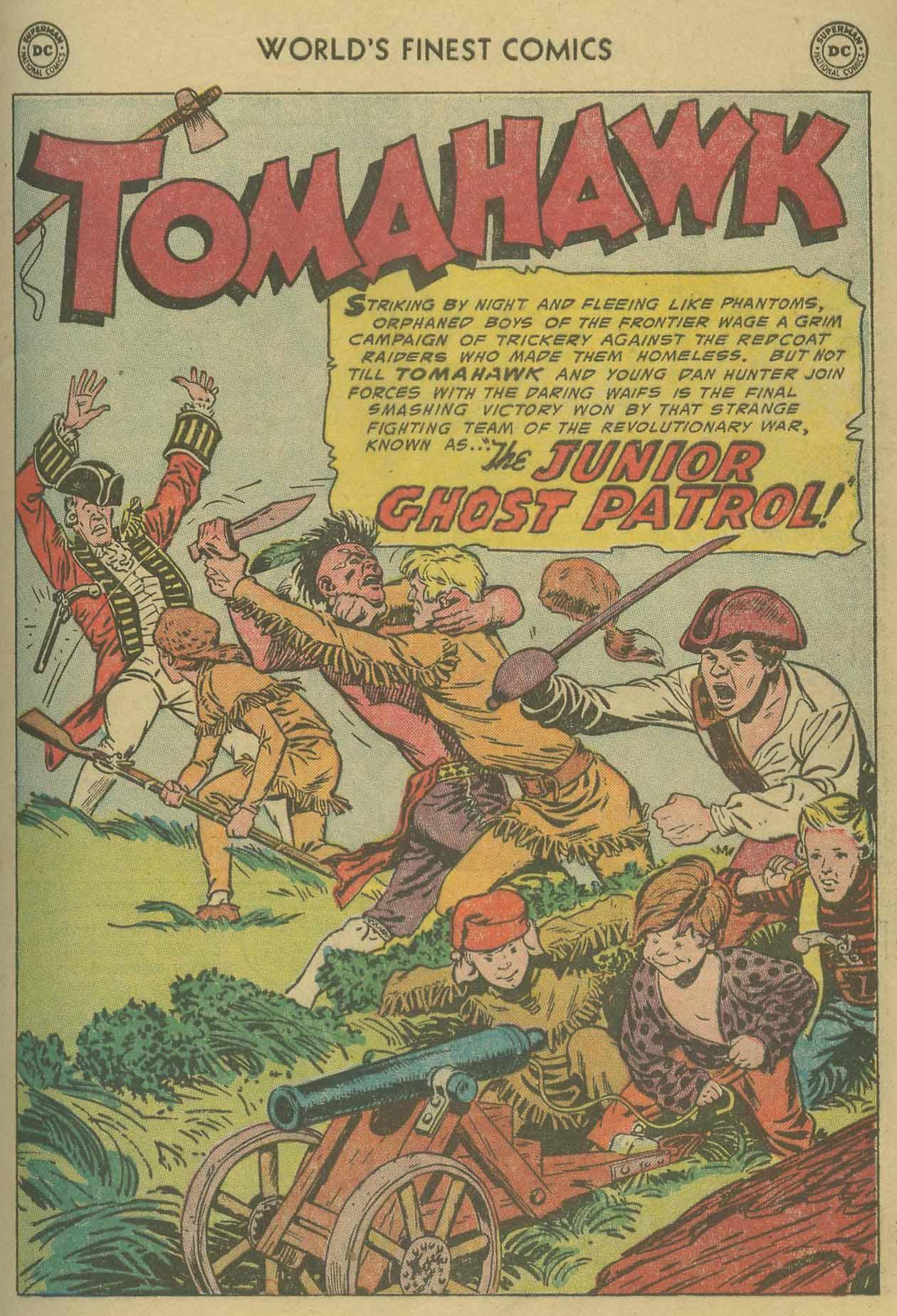 Read online World's Finest Comics comic -  Issue #69 - 17
