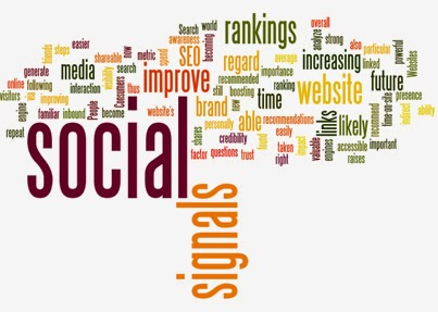 Using Social Signals to Boost your Search Engine Rankings 1