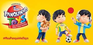 Promoção Panco Compre Ganhe Boneco Panquito Lojas Participantes