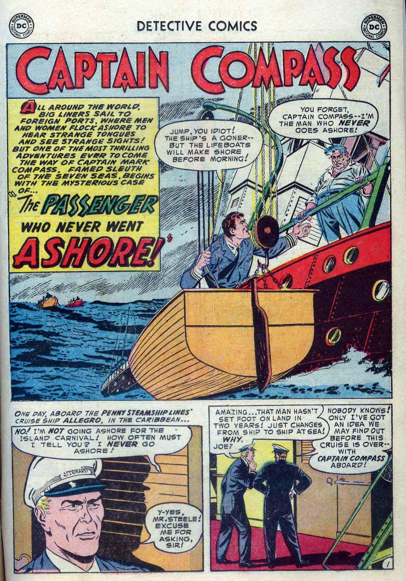 Read online Detective Comics (1937) comic -  Issue #204 - 25