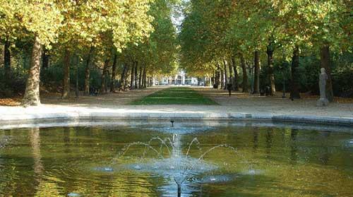 Tham quan công viên Brussels