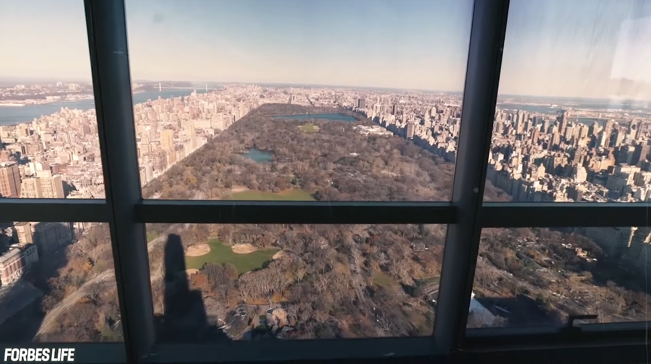 27 Photos vs. Inside New York's Skinniest Skyscraper vs. Luxury Penthouse Interior Design Tour