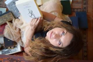 H Klaudia Delmer για τον Νίκο Γκάτσο στο Νερόμυλο