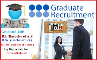 Under Graduate (UG) and Post Graduate (PG) Government jobs in India