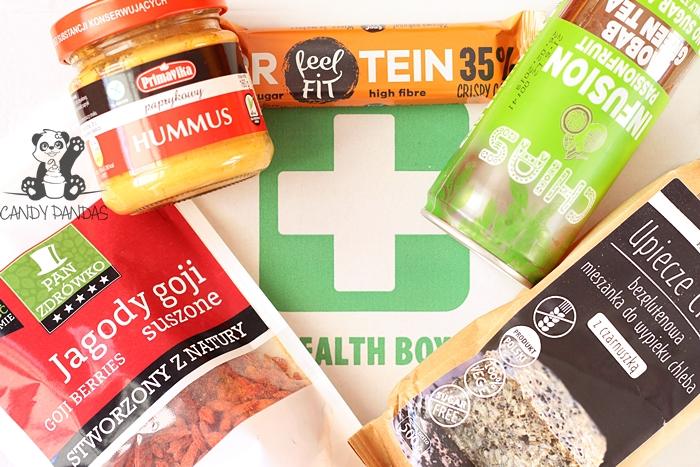 Pudełko zdrowych skarbów cz.13 - Health Box (health-box.pl)