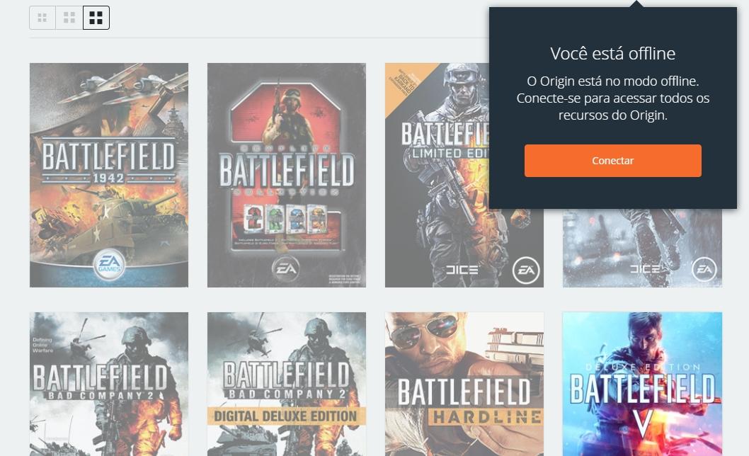 Servidores da EA para Battlefield, FIFA 19, Apex Legends e outros jogos ficam fora do ar