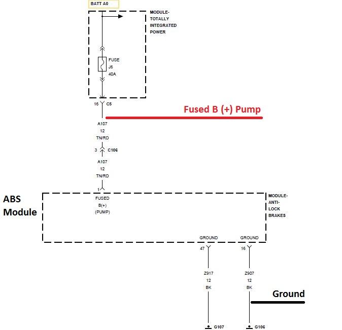 c1073 abs pump motor control circuit obd2 code. Black Bedroom Furniture Sets. Home Design Ideas