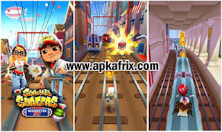Subway Surfers 1.71.1 Copenhagen MOD APK Free Download