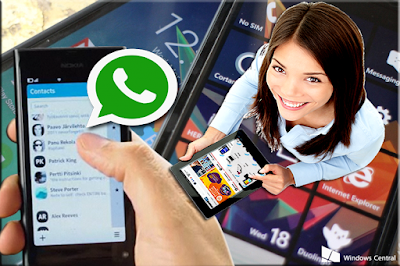 Instalar o Whatsapp no Windows Phone