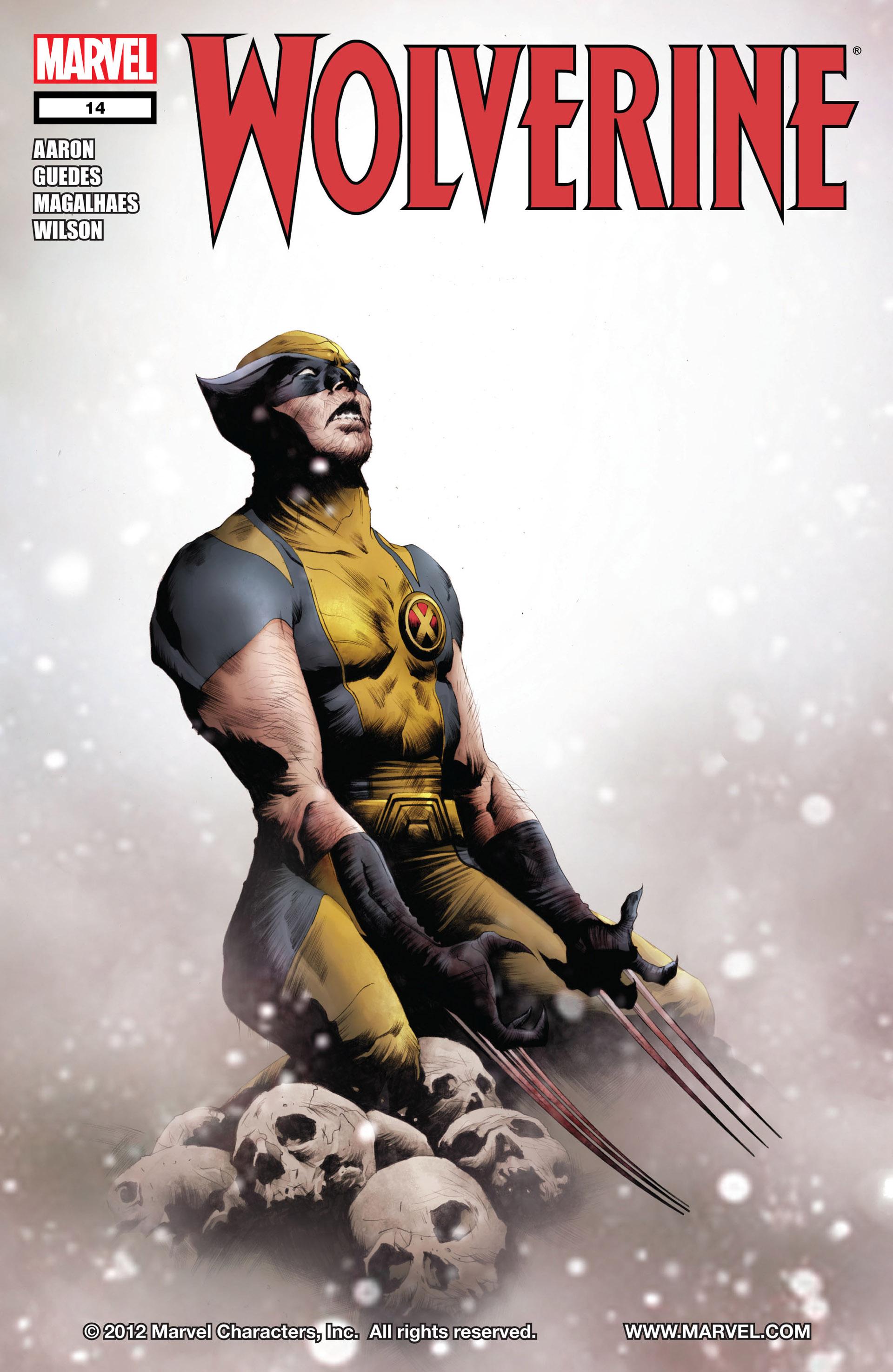Wolverine (2010) 14 Page 1