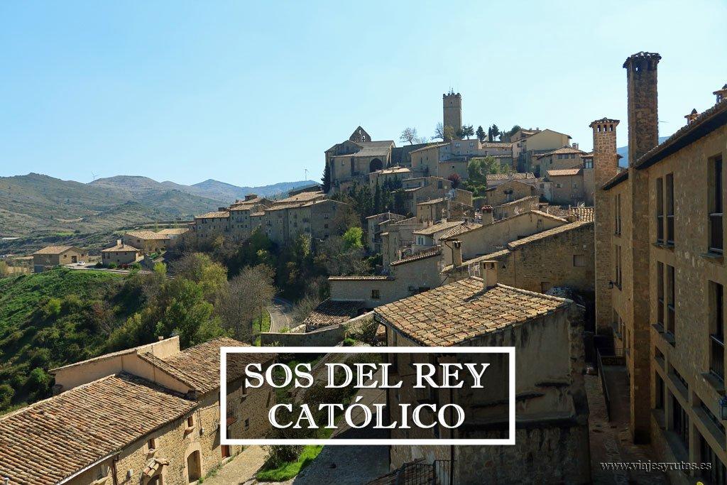 Sos del Rey Católico, de los Pueblos más bonitos de España