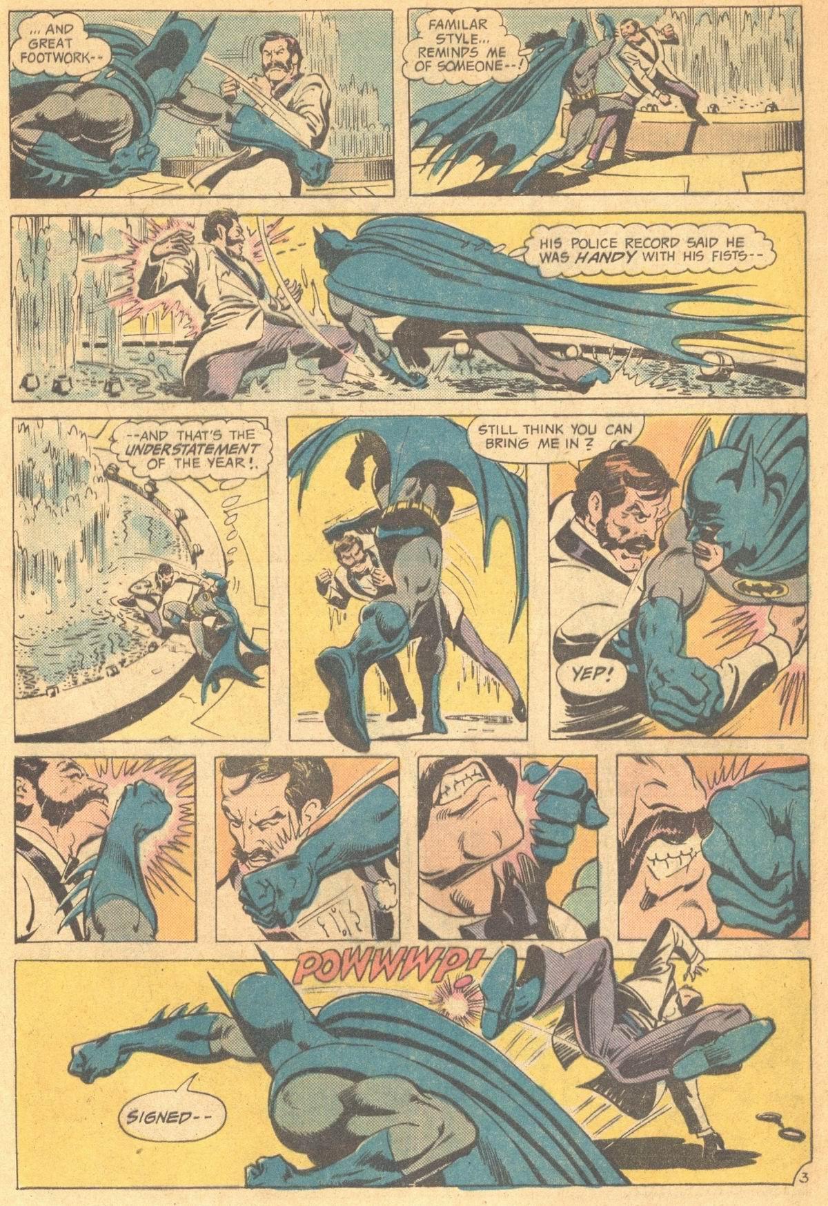 Detective Comics (1937) 454 Page 4